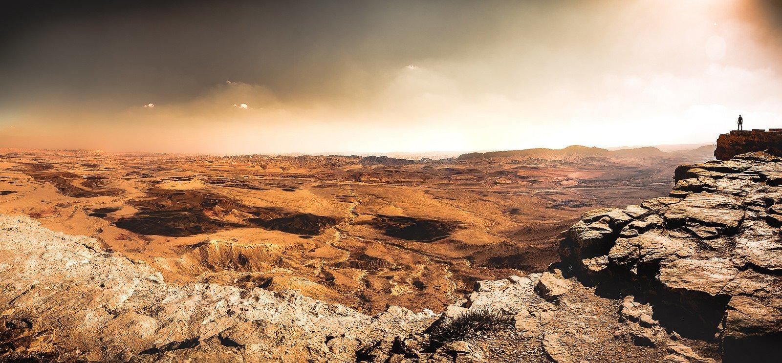 mars landscape materials - 1600×743