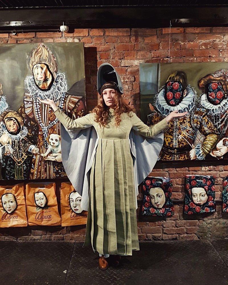 «Королева сварки» о платьях, Казанове и «четких ребятах» Александра Ивлева, красота, сварка, своими руками, удивительно