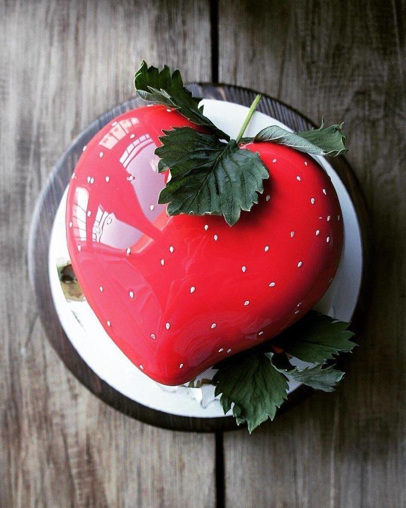 25 потрясающих тортов от российского кондитера Елены Гнут Торт на заказ, кондитер, кондитерское дело, мастер, необычные торты, талант, торт, торты