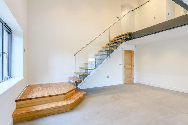 Он еще и двухэтажный дизайн, до и после, дом, жилье, переделка, ремонт, трансформация