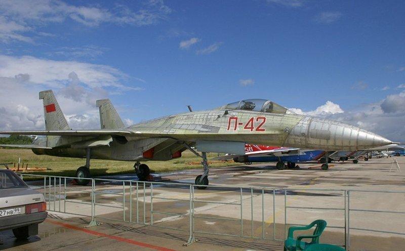 П-42 Самолёты Сухого, су27, су30, су57, фоторепортаж