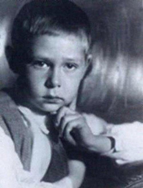 12. Олег Ефремов СССР, детские фото, кумиры, леонов, миронов, советские актеры