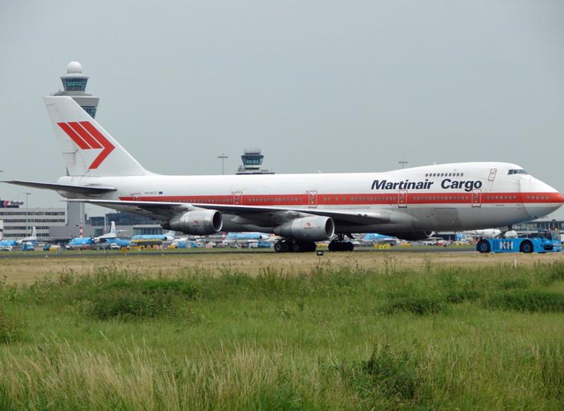 Boeing 747-200 как, океан, самолеты
