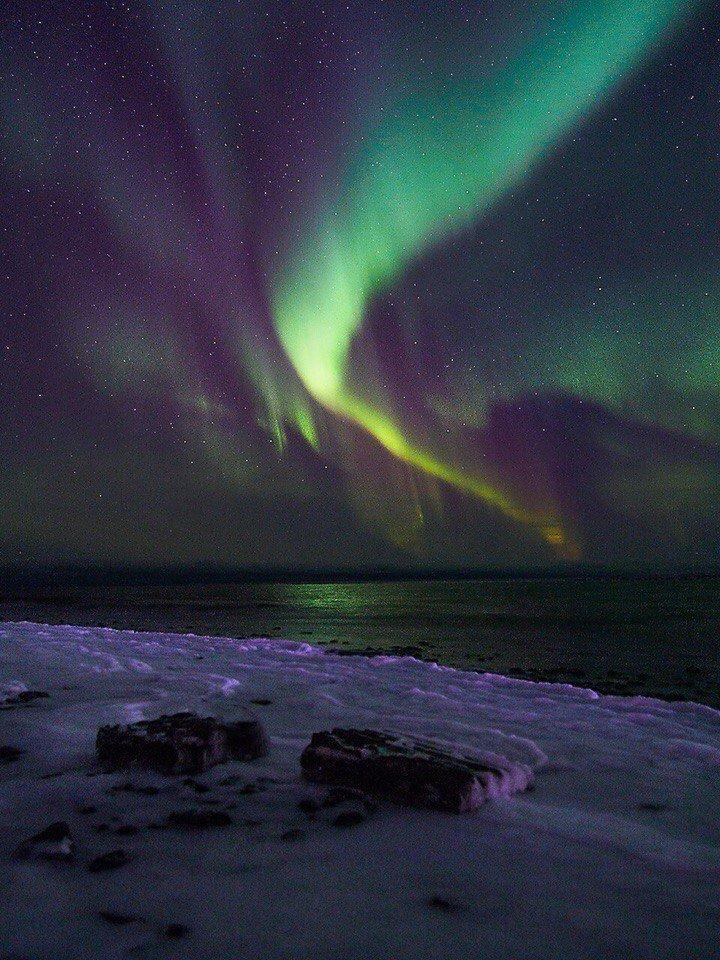 Певек, самый северный город России город, россия, самый северный город, северный город, эстетика