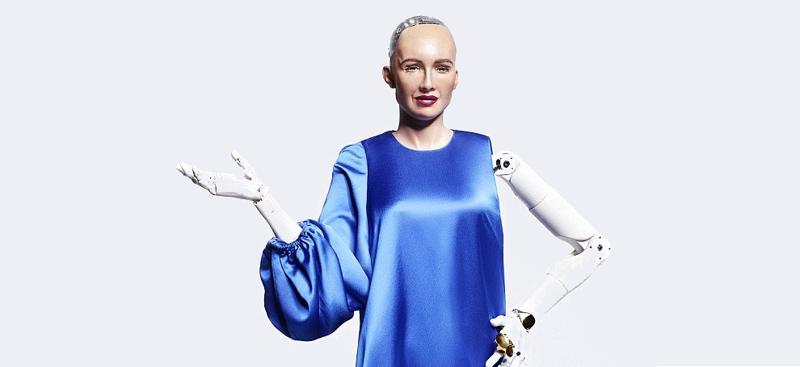 Создатель робота Софии заявил, что к 2045 году люди начнут вступать в брак с андроидами android, в мире, люди, прогресс, робот, софия
