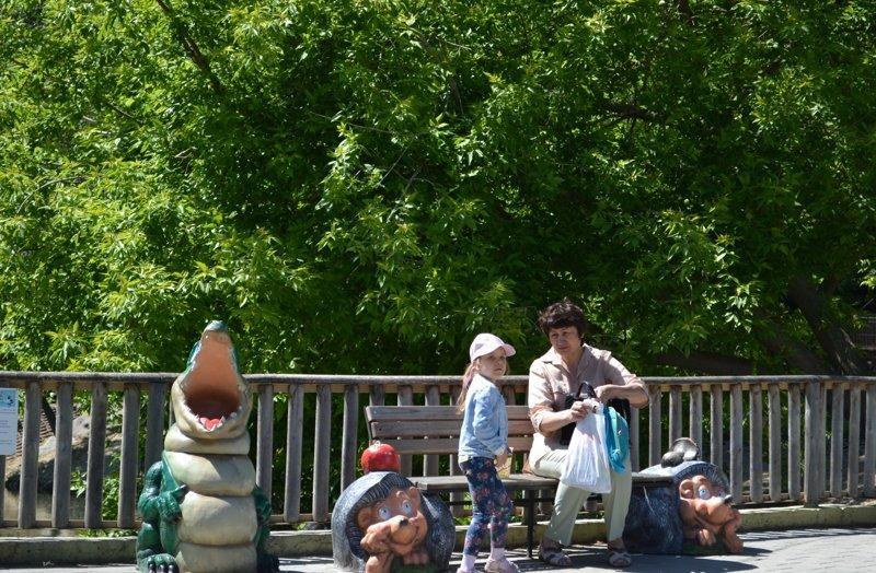 А еще, зоопарк - это отличное место для прогулки! животные, звери, зоопарк, лемуры, новости, пенза, спецпроект, фишки