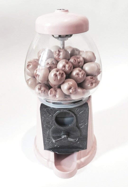 Жуткие и реалистичные арт-объекты, пугающие с первого взгляда QIXUAN LIM, Цуйшань Лим, арт-объекты, творчество, фото