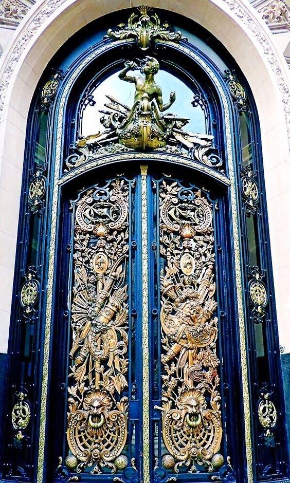 18. США doors, Нил Гейман, архитектура, двери, дизайн, красиво, красивые двери, эстет