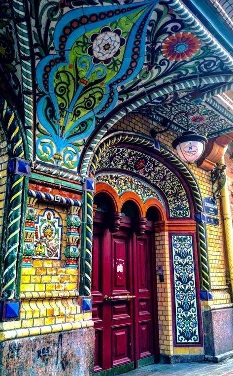 20. Россия doors, Нил Гейман, архитектура, двери, дизайн, красиво, красивые двери, эстет