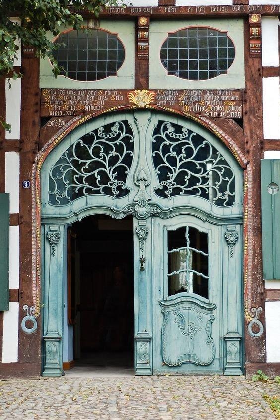 10. Германия doors, Нил Гейман, архитектура, двери, дизайн, красиво, красивые двери, эстет
