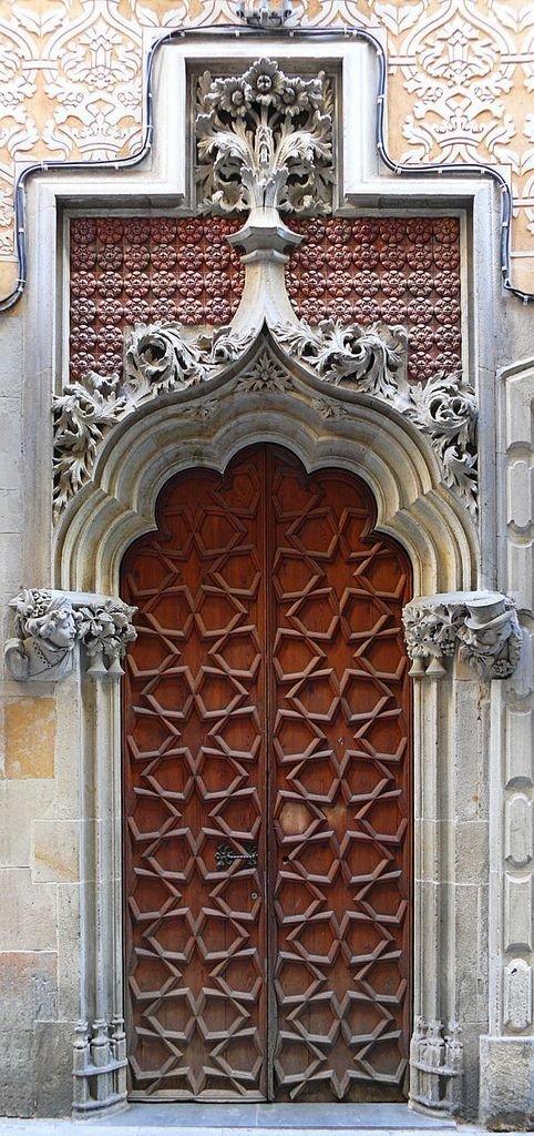 16. Испания doors, Нил Гейман, архитектура, двери, дизайн, красиво, красивые двери, эстет