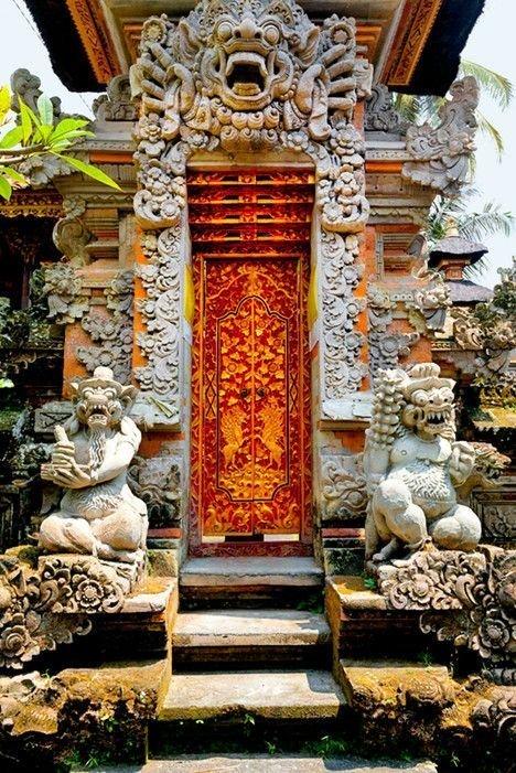 11. Бали doors, Нил Гейман, архитектура, двери, дизайн, красиво, красивые двери, эстет