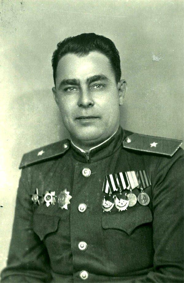 Лето 1945, сразу после войны. Брежнев Л. И., СССР, история