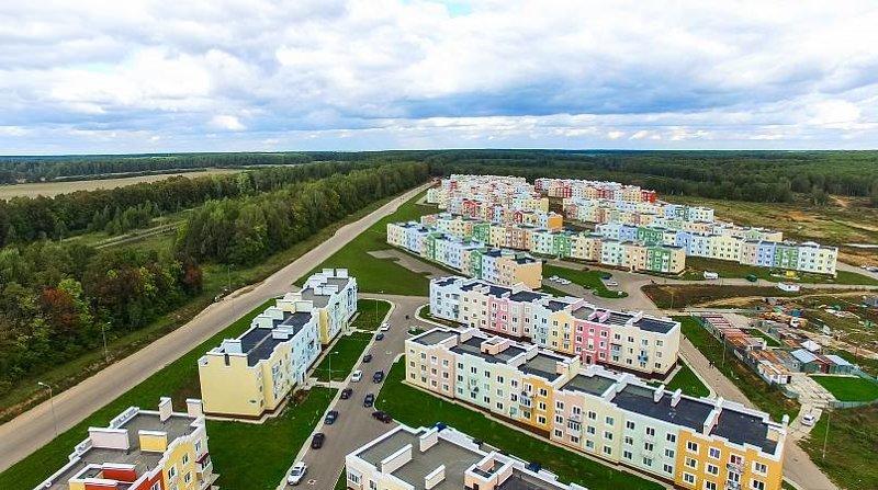 Сейчас строится в России. Пост номер 29. Ступино Квадрат - территория счастья ОЭЗ, Ступино Квадрат, фоторепортаж
