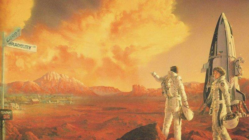 Марсианам не разрешат грустить, и придётся отказаться от секса mask, ynews, земля, интересное, колонизация марса, космос, марс