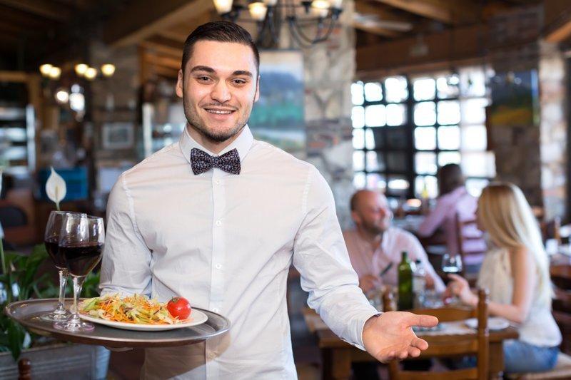 6. Назойливый официант истории, меню, полезные советы, ресторан