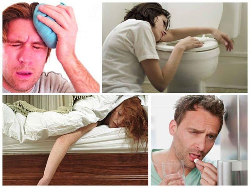 Картинки про больного с похмелья, открыткой