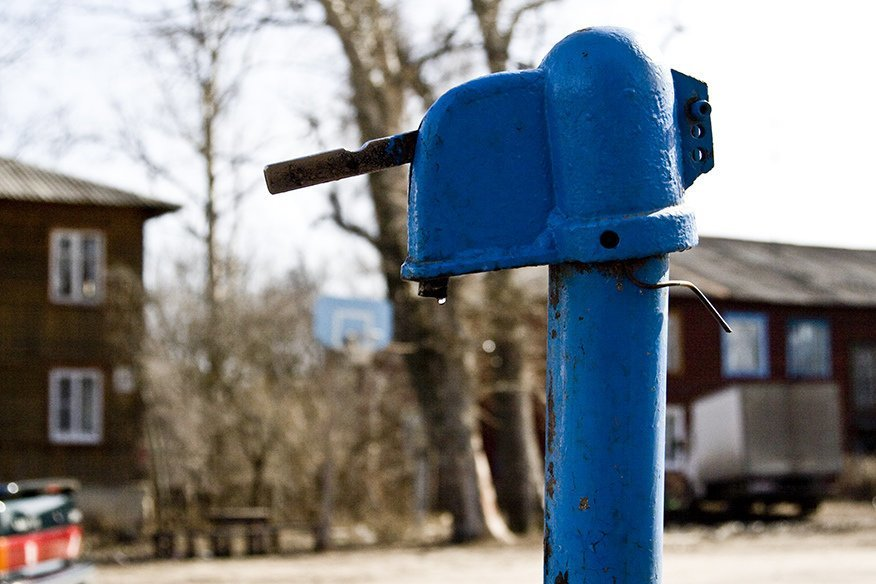 В Донбассе шесть населенных пунктов остались без воды