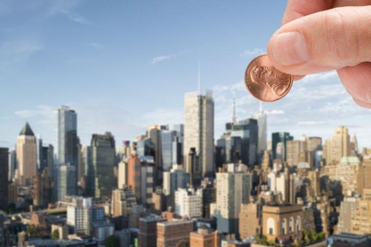 6. Монетка, брошенная с небоскреба, убьет человека — ложь интересно, любопытно., факты