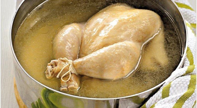 8. Куриным бульоном можно вылечить простуду — почти правда интересно, любопытно., факты