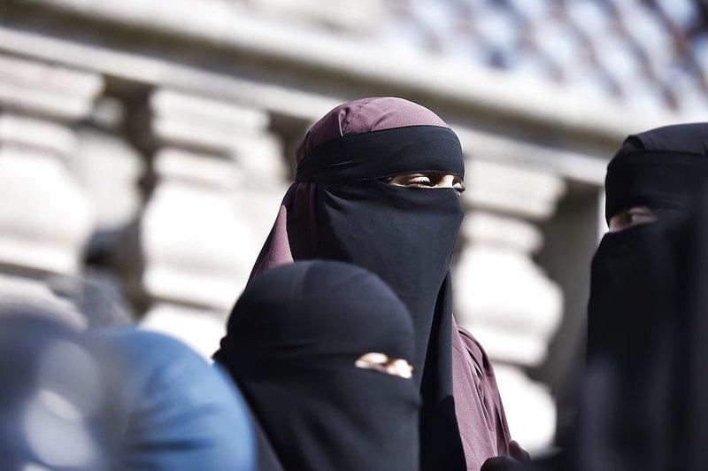 В Дании запретили занавешивать лица ynews, дания, закон, паранджа, парламент, ценности