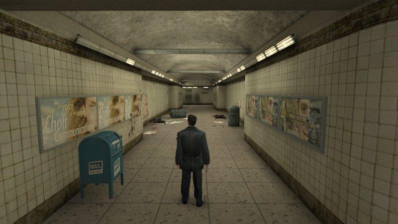 Дилогия «Max Payne» выходные, залипалово, игры, компьютерные игры, старые игры