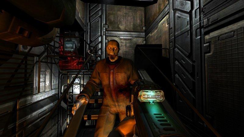 Doom 3 выходные, залипалово, игры, компьютерные игры, старые игры