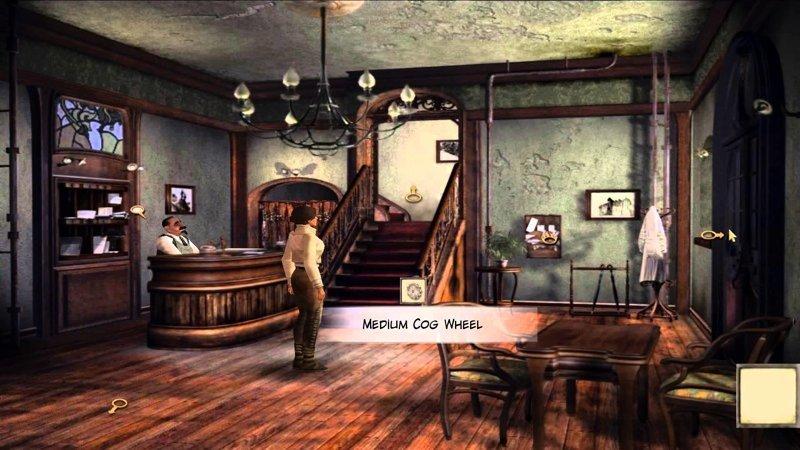 Дилогия «Syberia» выходные, залипалово, игры, компьютерные игры, старые игры
