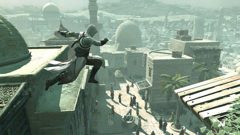 Assassin's Creed выходные, залипалово, игры, компьютерные игры, старые игры