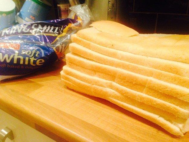 17. Горизонтально порезанный хлеб в мире, еда, овощи, подборка, прикол, фрукты