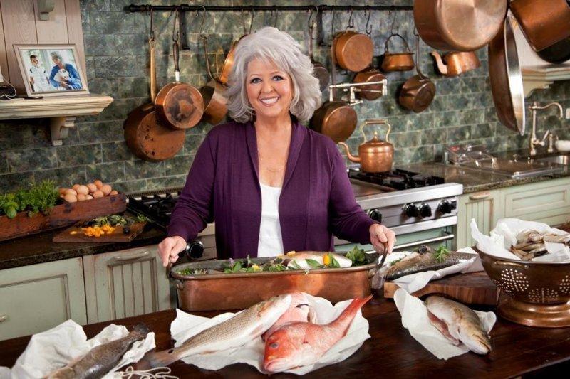 6. Полу Дин знают любители вкусно покушать, она - шеф-повар звезды, интервью, интересно, конец карьеры, факты, фото