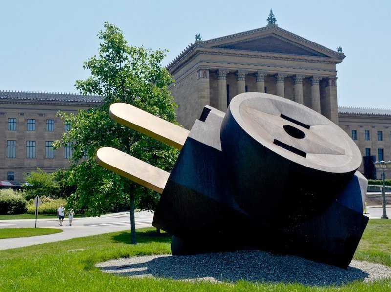 По  сравнению с этим Церетели и его гигантизм - цветочки Скульптуры, гигантизм, инсталляции, искусство, невероятное, удивительное