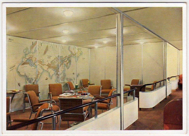 """""""Гинденбург"""" изнутри: роскошь воздушных путешествий в 1930-е Гинденбург, авиация, дирижабль, история, комфорт, пассажиры"""