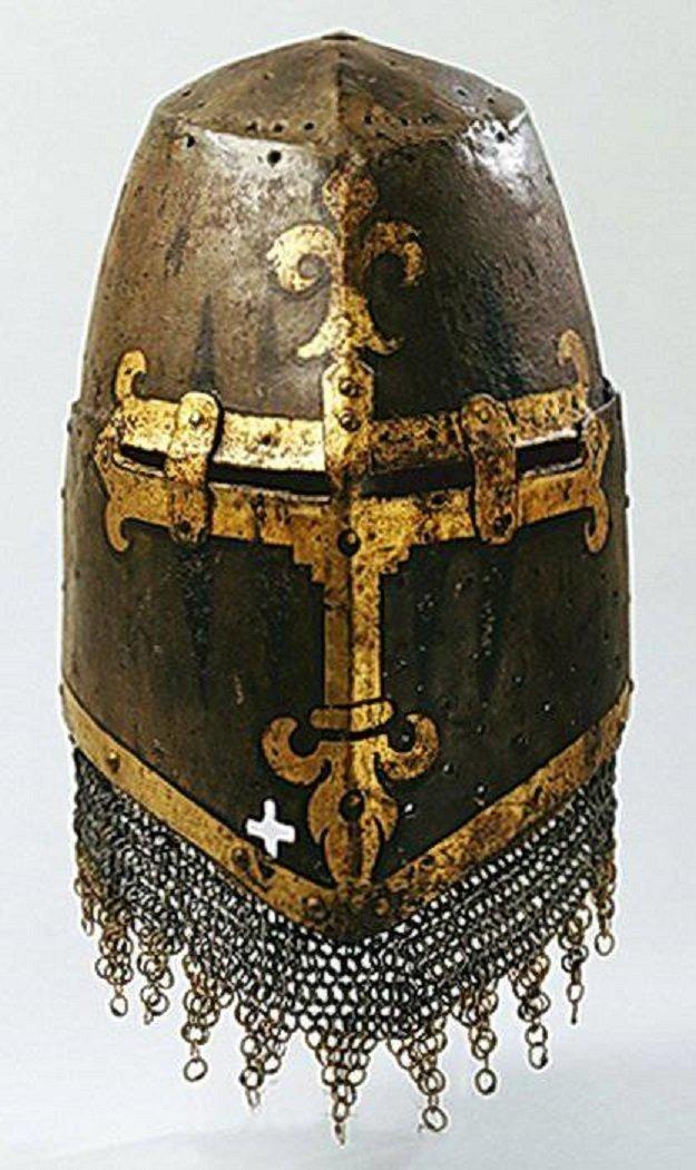 История боевых шлемов в Западной Европе: от раннего средневековья до раннего Нового времени истоия, рыцари, шлем