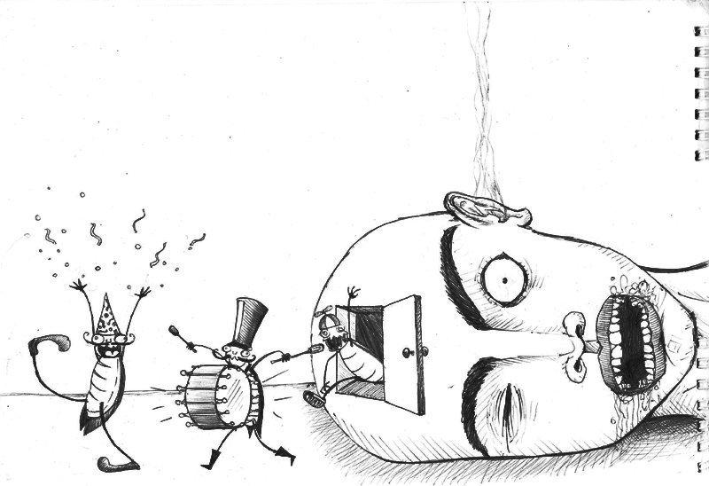 Тараканы карикатура, насекомые., рисунки, юмор