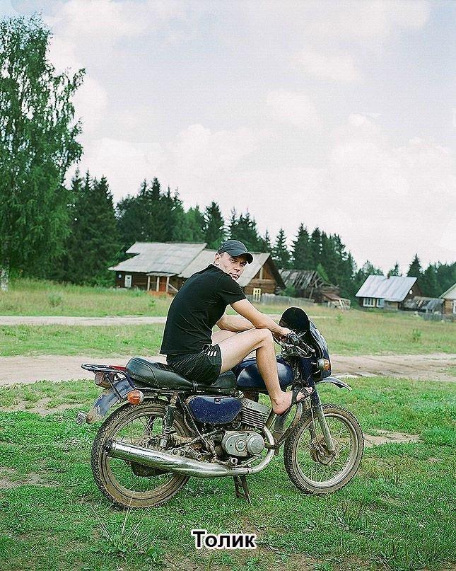 Вологодчина. Деревенская жизнь вологда, деревня, люди, россия, село