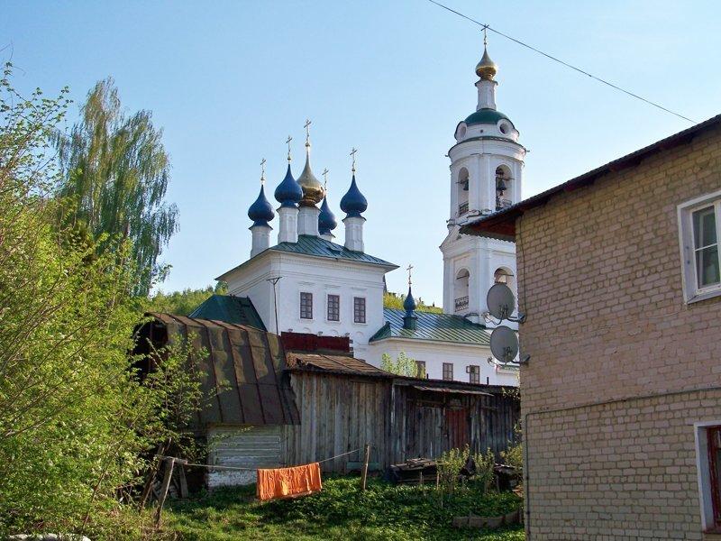 Жизнь течет неспешно и размеренно Города России, Плёс, ивановская область, красивые города, пейзажи, путешествия, россия