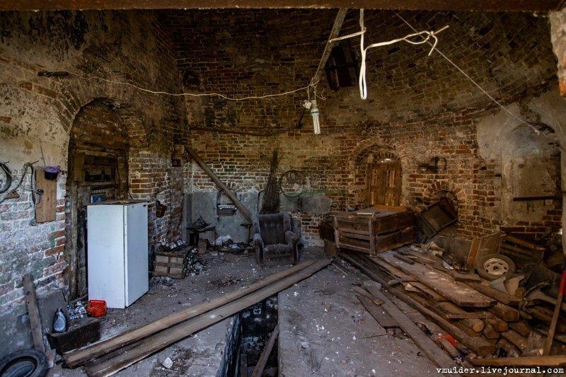 Загадочная трансформаторная будка история, путешествия, факты, фото