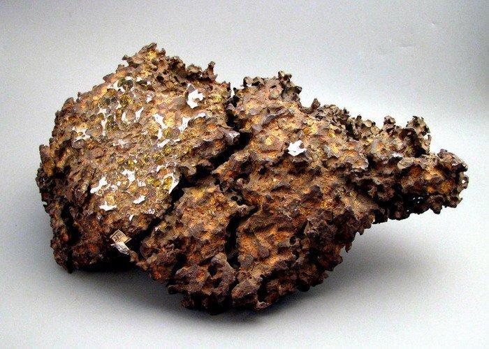 """Палласово железо"" - вещество которого нет на Земле Палласово железо, вещество, земля, метеорит"