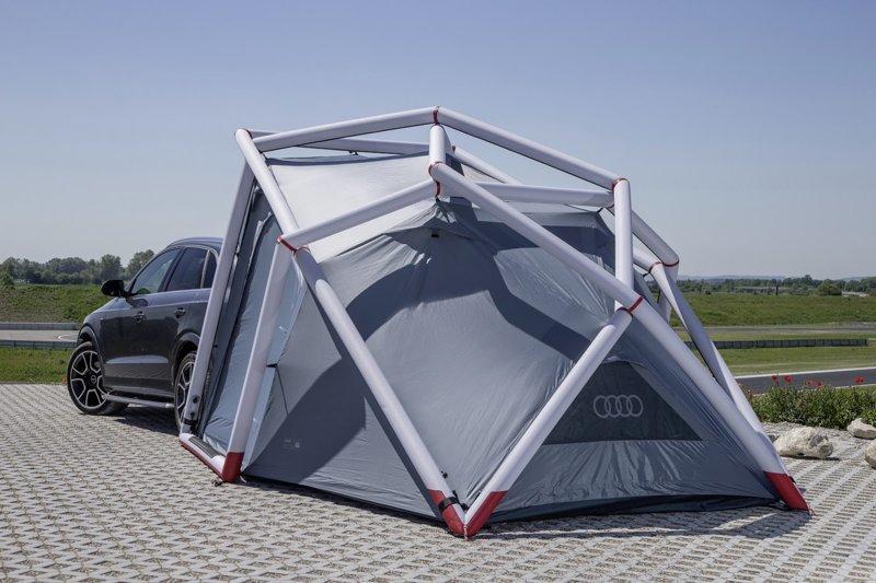 Надувной гараж-палатка Фабрика идей, автомир, гаражи. навесы, решения