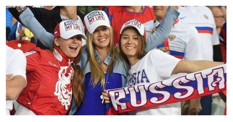 Британские фанаты едут на чемпионат мира ради девушек и совсем чуть-чуть - из-за футбола ynews, британские фанаты, мундиаль, опрос, ресские девушки, чм-2018