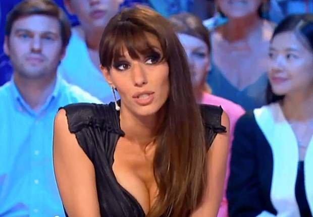 5. Французская телеведущая Дориа Тийе, ей 32 года ведущие, ведущие новостей, девушки, красиво