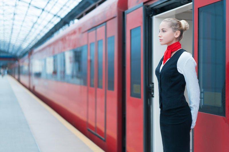 8. Попросить у проводника ряд вещей билет на поезд, пассажиры, плацкарт, поезд, права