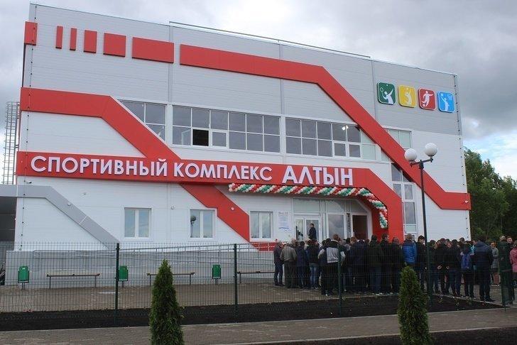 Новый ФОК открыт в Татарстане Хорошие, добрые, новости, россия, фоторепортаж