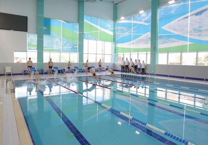 В Череповце открыт новый плавательный бассейн Хорошие, добрые, новости, россия, фоторепортаж