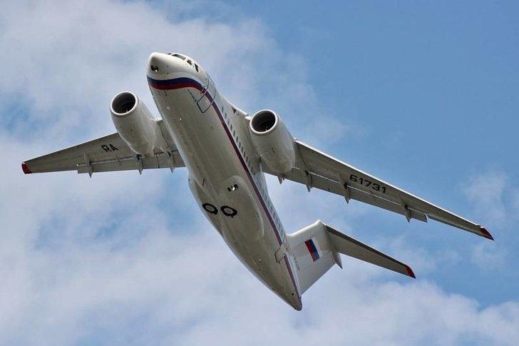 Два самолета Ан-148 пополнили авиапарк Южного военного округа Хорошие, добрые, новости, россия, фоторепортаж