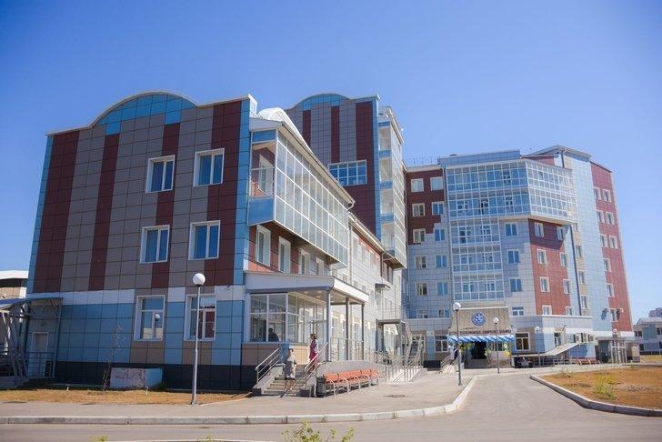 Хирургический корпус детской республиканской больницы открыт в Бурятии Хорошие, добрые, новости, россия, фоторепортаж