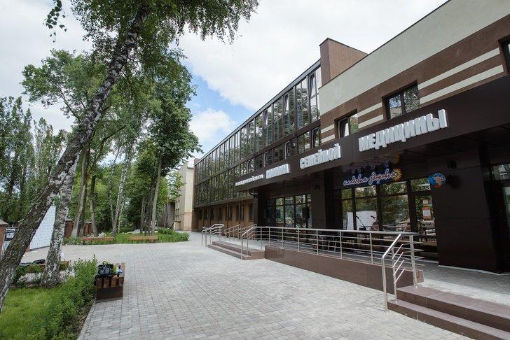 В Воронеже открылась круглосуточная клиника детской хирургии, травматологии и ортопедии Хорошие, добрые, новости, россия, фоторепортаж