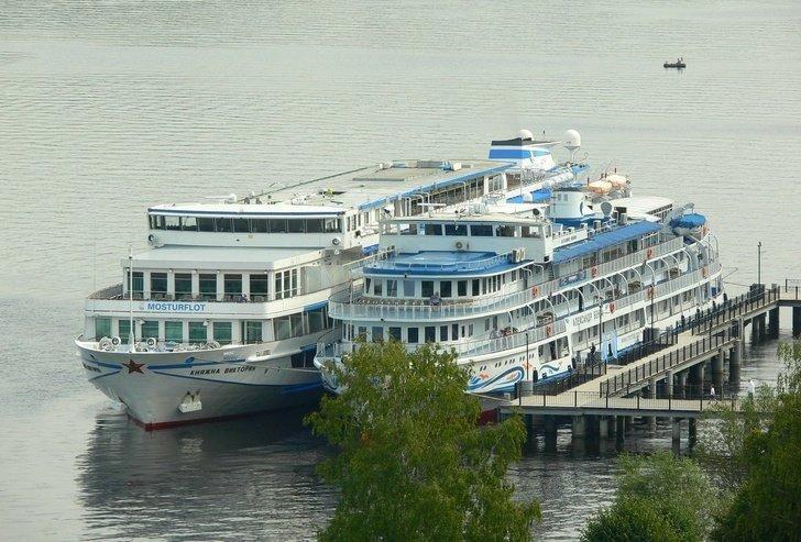 В Свирьстрое началось строительство причала для круизных судов Хорошие, добрые, новости, россия, фоторепортаж