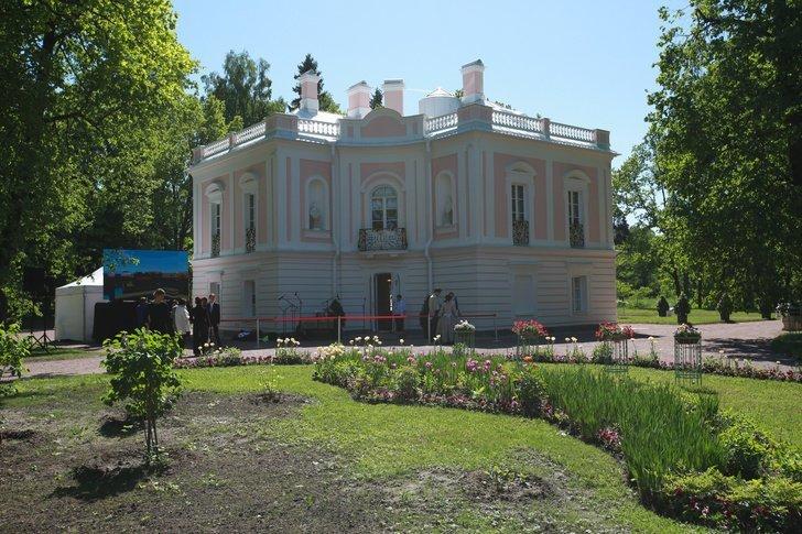 Дворец Петра III в Ораниенбауме открылся под Петербургом после реставрации Хорошие, добрые, новости, россия, фоторепортаж